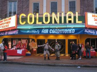Colonial Theatre Exterior