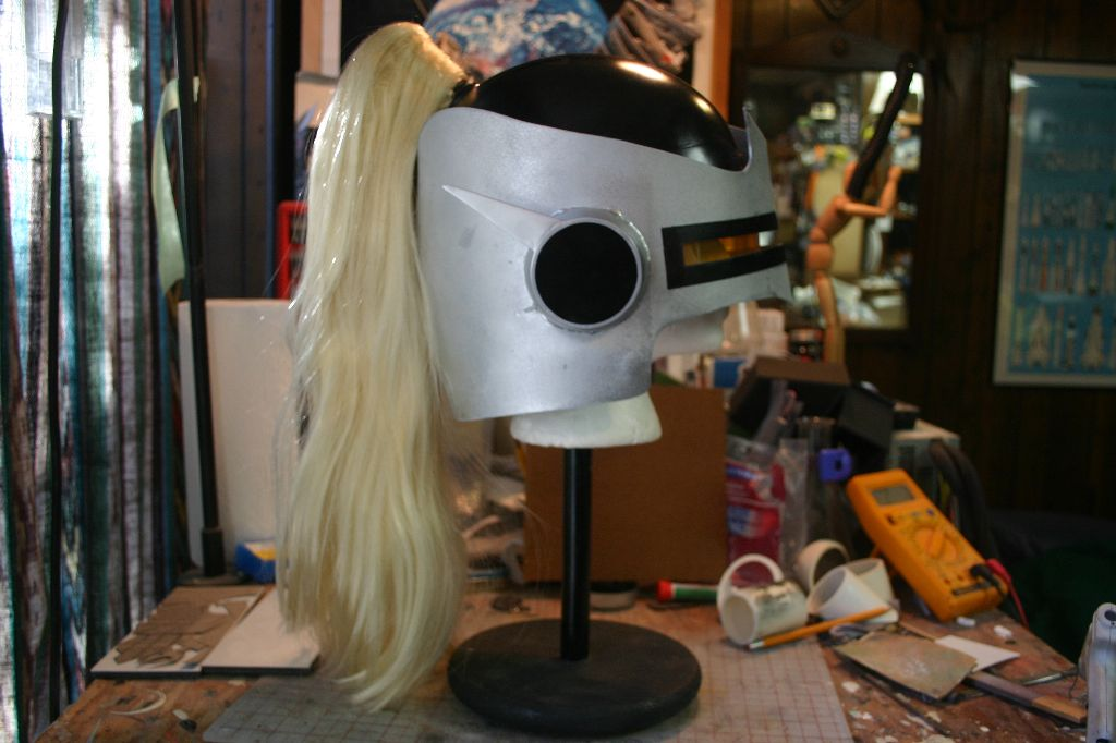 Finished Helmet 5