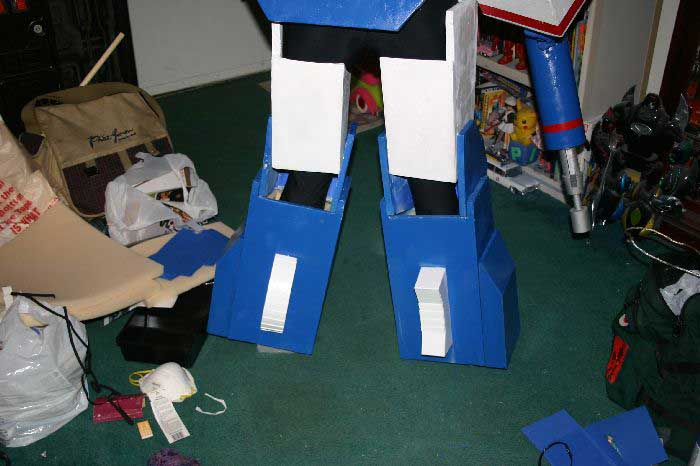 Soundwave Costume 20