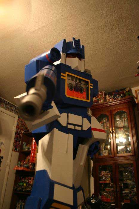 Soundwave Costume 5