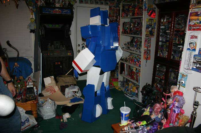 Soundwave Costume 17