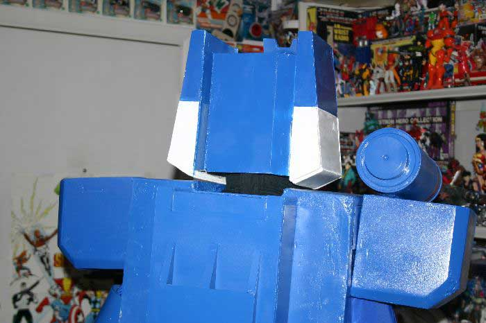 Soundwave Costume 18